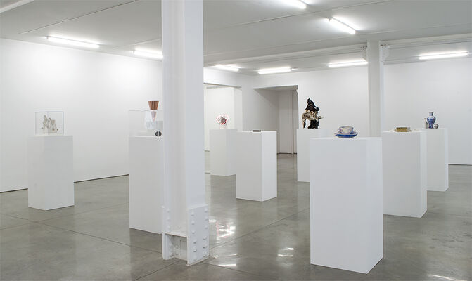 9 Objects, installation view