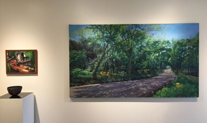 Contemporary Realism Show, installation view