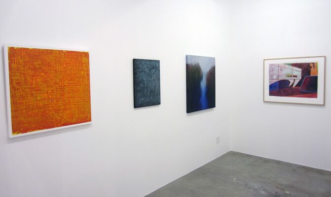 REenter: Group Exhibition, installation view