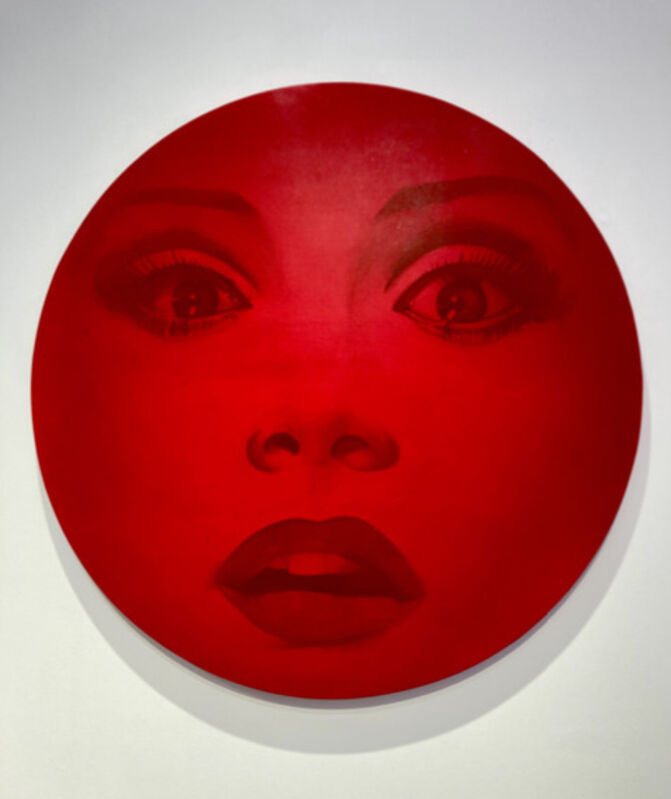 Carlos Prieto, 'Rouge', 2021, Painting, Oil on canvas, Gallery Red