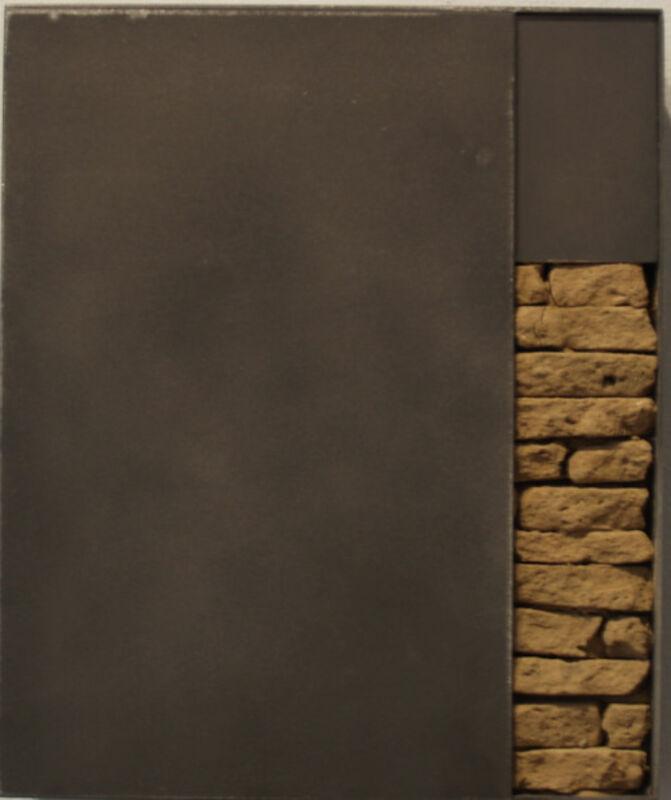 Madeleine Dietz, 'Tresor', 2010, Mixed Media, Steel, earth, Sebastian Fath Contemporary
