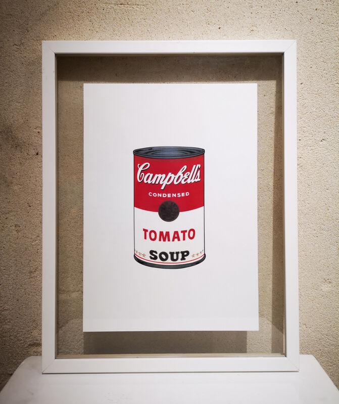 Andy Warhol, 'Tomato Soup', 1970, Print, Silkscreen on Paper, NextStreet Gallery