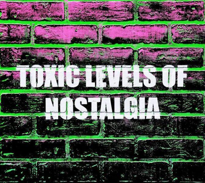 Adam Mars, 'Toxic Levels of Nostalgia', 2015