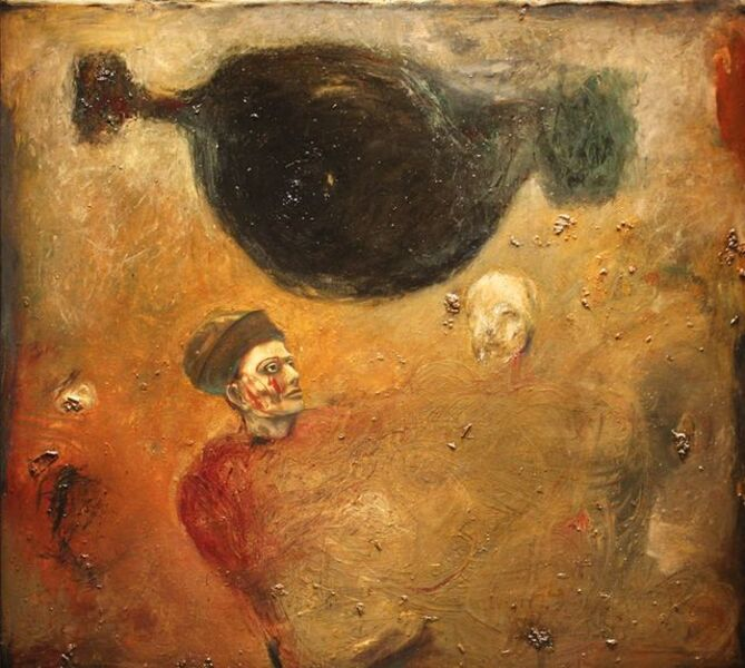 Kathleen Morris, 'Parade', 1990-2000