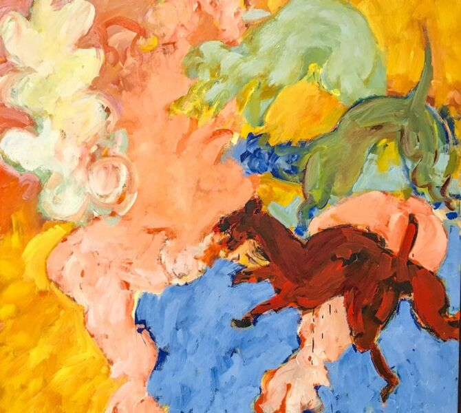 Ric Dragon, 'Diana's Dogs', 1998