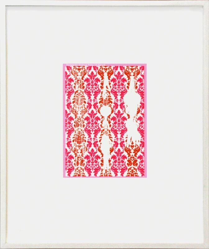 Frank Mädler, 'Pen:Tischdecke', 2013, Print, Archival pigment print, Corkin Gallery