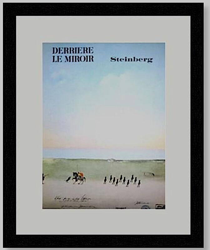 Saul Steinberg, 'Untitled', 1970, Print, Velum paper, Modern-Originals