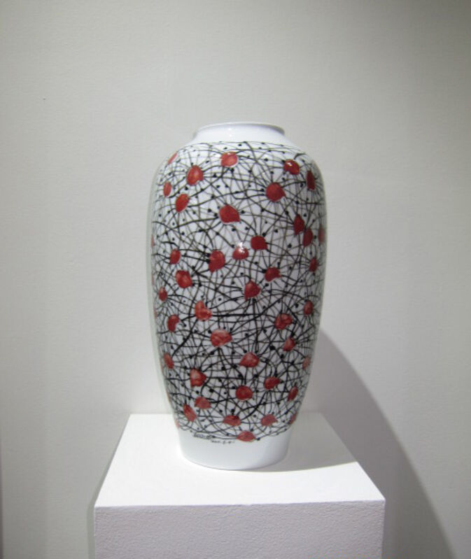 Sanzi, 'Untitled 1 (Vase)', Design/Decorative Art, Ceramic vase, Taglialatella Galleries