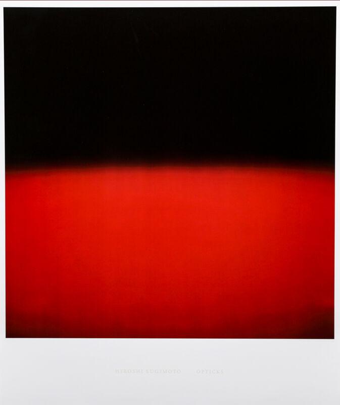 Hiroshi Sugimoto, 'Opticks 020', 2018, Print, Offset print, Lougher Contemporary