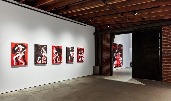 Blood & Soil, installation view