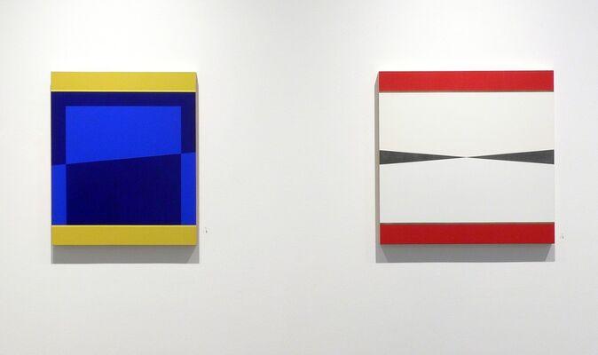 Don Voisine, installation view