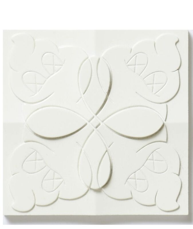 "KAWS, ' ""TILE"", 2006, KAWS Store Japan, Signed/Dated, Limited Edition', 2006, Sculpture, Ceramic, VINCE fine arts/ephemera"