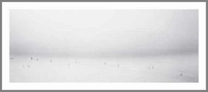 Philipp Lachenmann, 'Grey Study (Surfer) xl_04_14', 2003