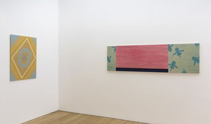 BILLY AL BENGSTON, installation view