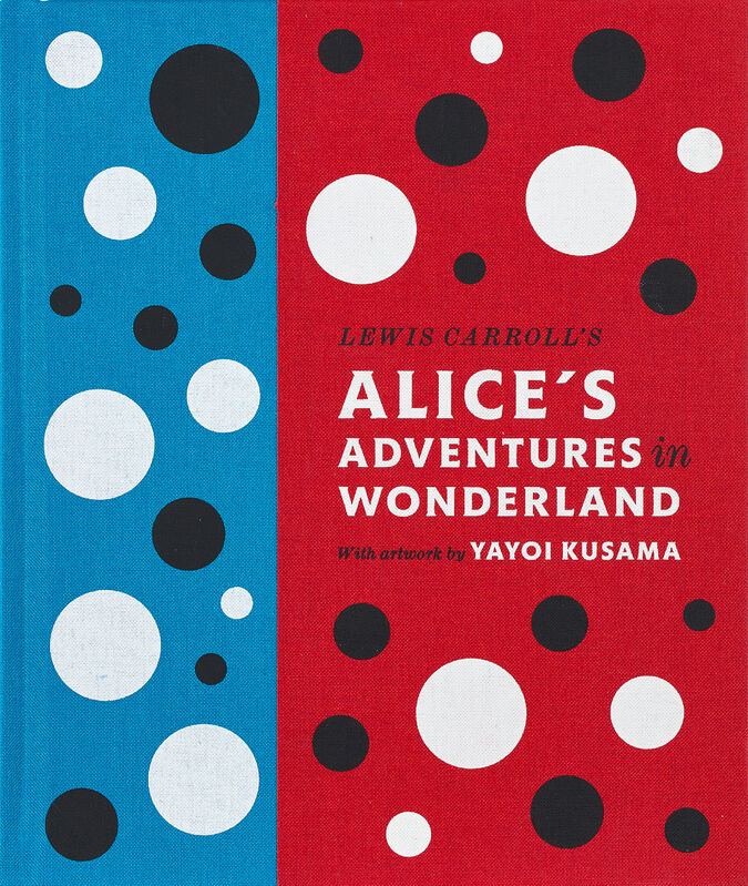 Yayoi Kusama, 'Alice's Adventures in Wonderland - Louis Vuitton Deluxe Box Set', 2012, Print, The complete set of one screeprint and one Lambda print in colors, on Somerset and Fuji Crystal Archive paper, with full margins, contained in archival mats, with accompanying bound book edition of Lewis Carrol's Alice's Adventures in Wonderland, all contained in the original red cloth-covered portfolio case with screenprinted white dots and artist's name., Phillips