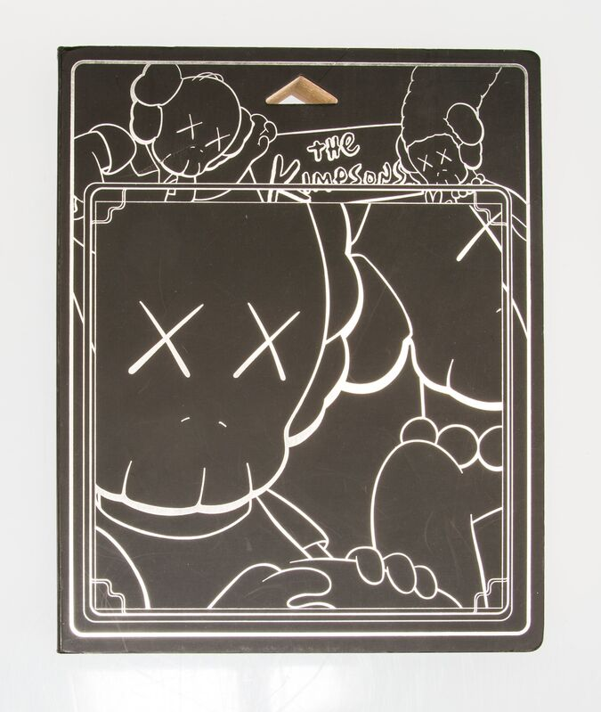 KAWS, 'The Kimpsons', 2002, Books and Portfolios, Hardcover book, Heritage Auctions