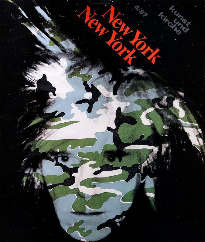 Andy Warhol, 'Kunst und Kirche', 1987, Ephemera or Merchandise, Poster, RoGallery