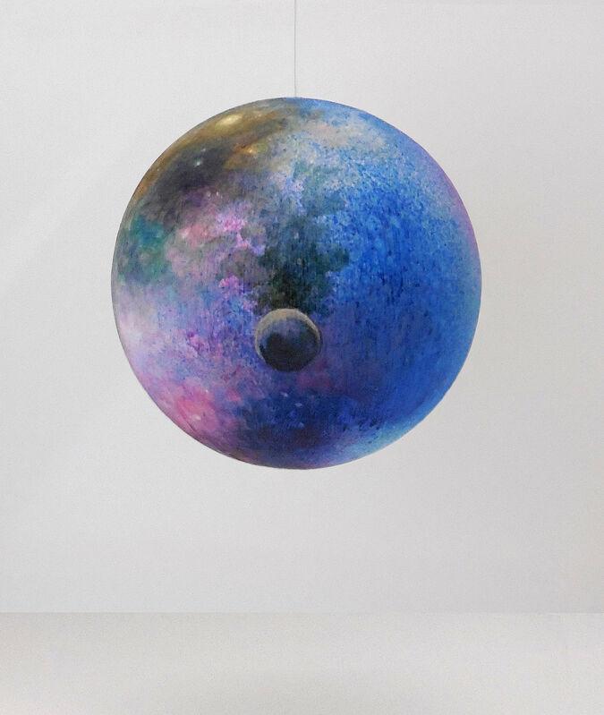 Anne Wölk, 'Mini Universe ', 2020, Painting, Acrylic on styrofoam, Alfa Gallery