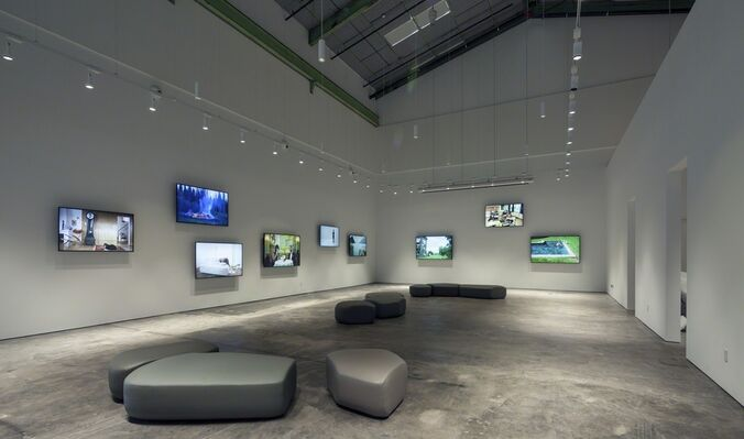 Ragnar Kjartansson: Scenes from Western Culture, installation view