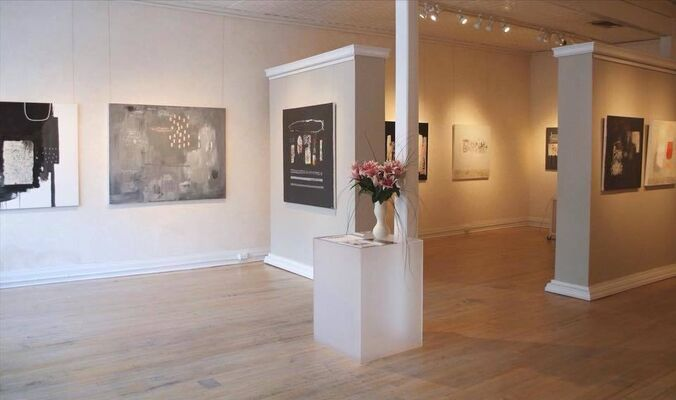 Guillaume Seff | From the Remains of Time, installation view