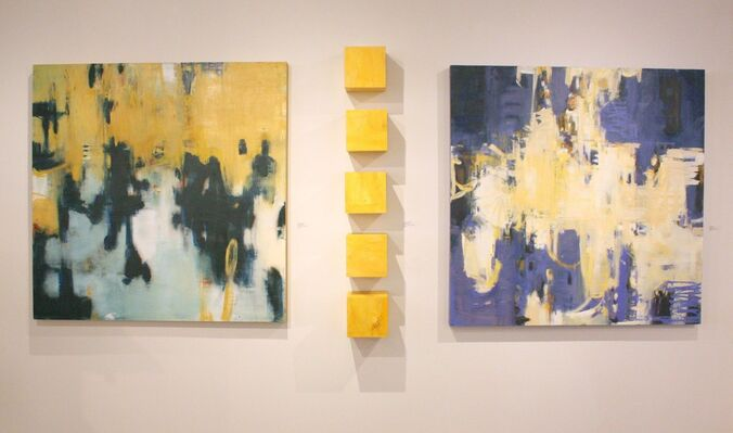 Dixie Purvis, installation view