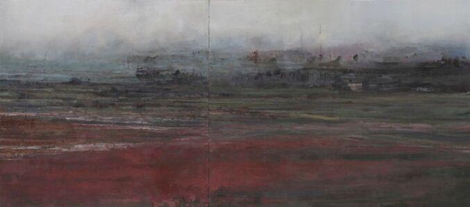 Hadas Tal, 'Landscape Air Strip', 2018