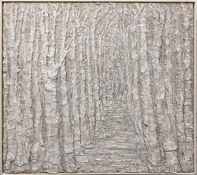 Donald Bracken, 'White Trees', 2019