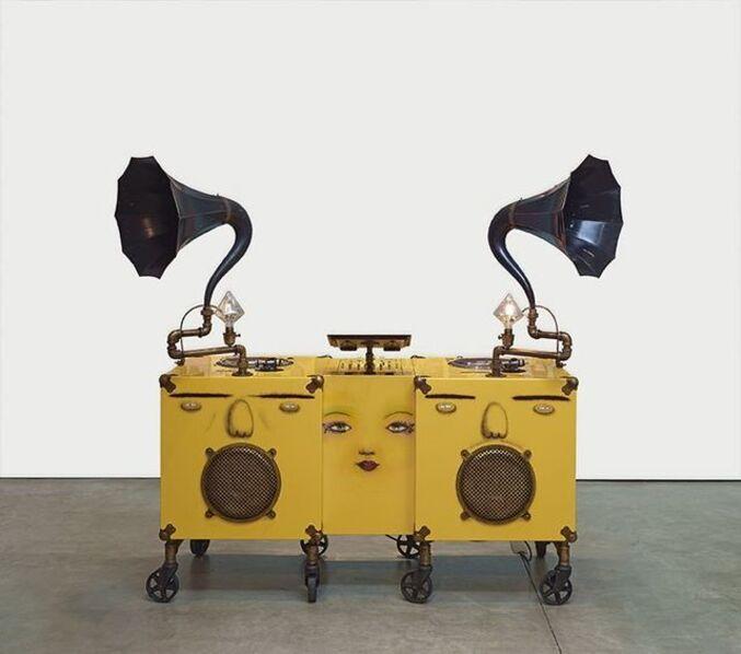 OSGEMEOS, 'Gramophone', 2016