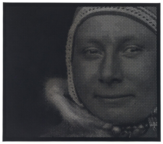 Anne-Karin Furunes, 'Portrait of Birret Mikkelsdatter Hætta (1882/83)', 2019