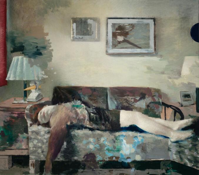 Lars Elling, 'Den lille søvnen', 2019