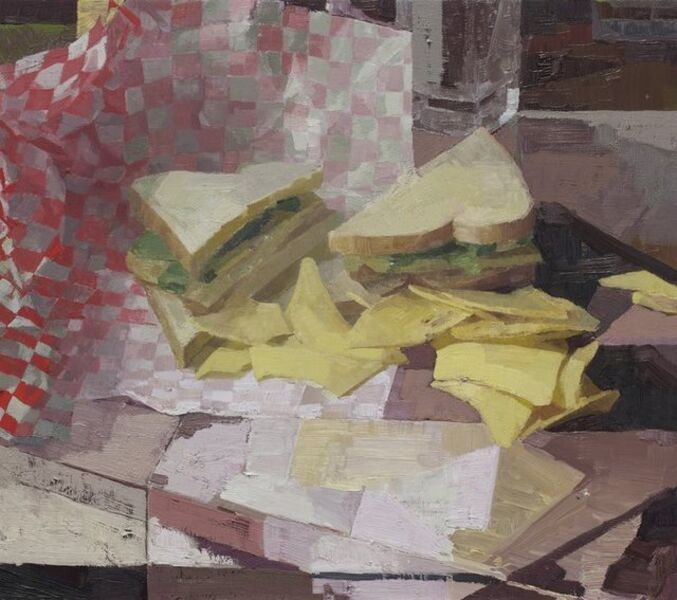 Zoey Frank, 'Sandwich 7', 2018