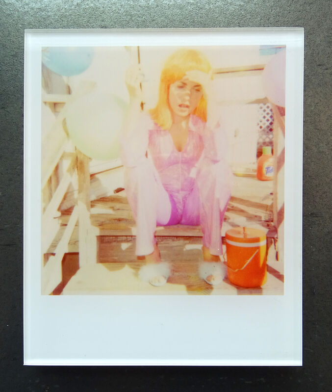 Stefanie Schneider, 'Party's over (Oxana's 30th Birthday)', 2008, Photography, Lambda digital Color Photographs based on a Polaroid, sandwiched in between Plexiglass, Instantdreams