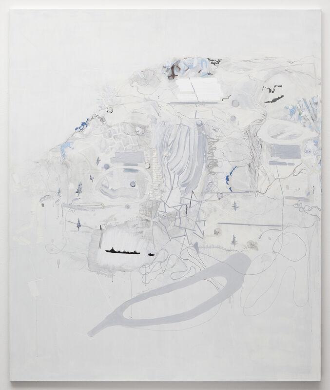 Ji Dachun 季大纯, 'Landscape 1', 2018, Painting, Acryl on canvas, Barbara Gross