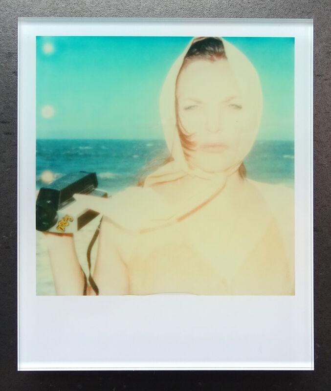 Stefanie Schneider, 'Stefanie Schneider's Minis 'Untitled #7' (Beachshoot) ', 2005, Photography, Lambda digital Color Photographs based on a Polaroid, sandwiched in between Plexiglass, Instantdreams