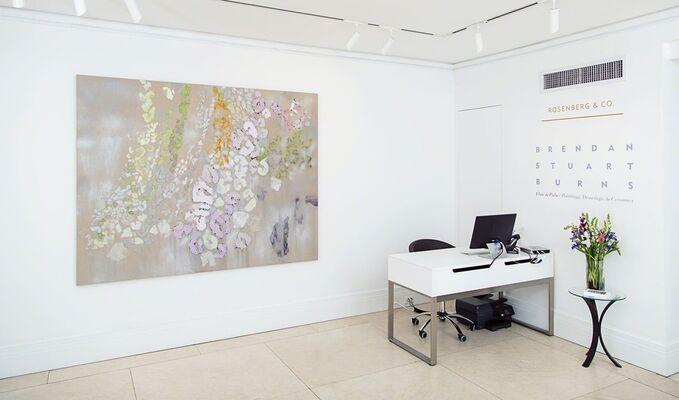 Brendan Stuart Burns: Flow & Pulse, installation view