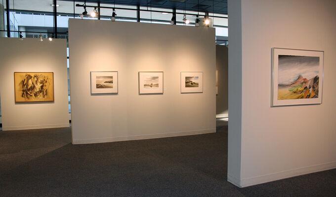 Toni Onley, installation view