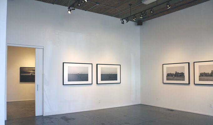 Lichtspiel, installation view