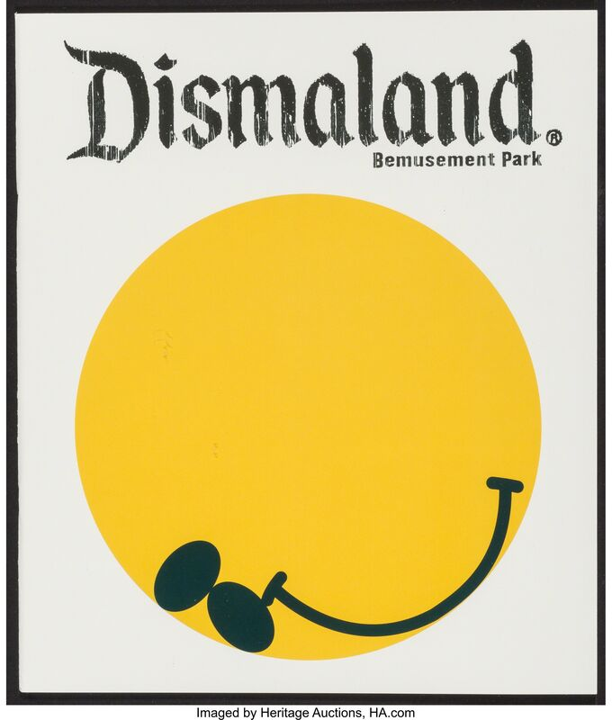 Banksy, 'Dismaland Bemusement Park', Other, Booklet, Heritage Auctions