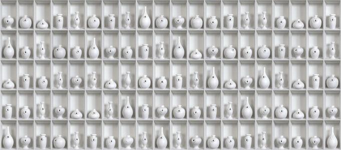 Ruby Rumie, 'Halito Divino- White Vessels', 2013