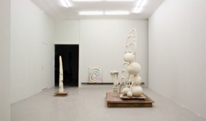 MOONFLOWER - Claus Hugo Nielsen, installation view