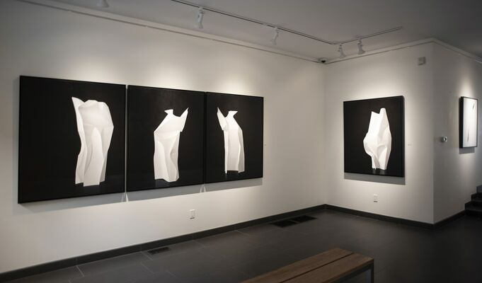 Malcolm Rains | chance unfolds, installation view