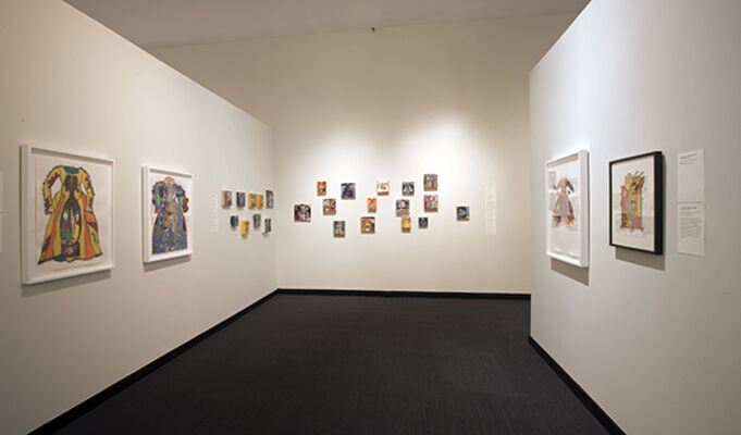 JANET TAYLOR PICKETT: The Matisse Series at  the Montclair Art Museum, installation view