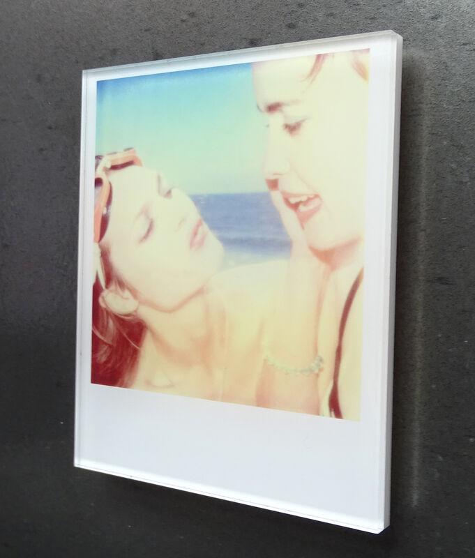 Stefanie Schneider, 'Stefanie Schneider's Minis 'Untitled #1' (Beachshoot) featuring Radha Mitchell', 2016, Photography, Lambda digital Color Photographs based on a Polaroid, sandwiched in between Plexiglass, Instantdreams
