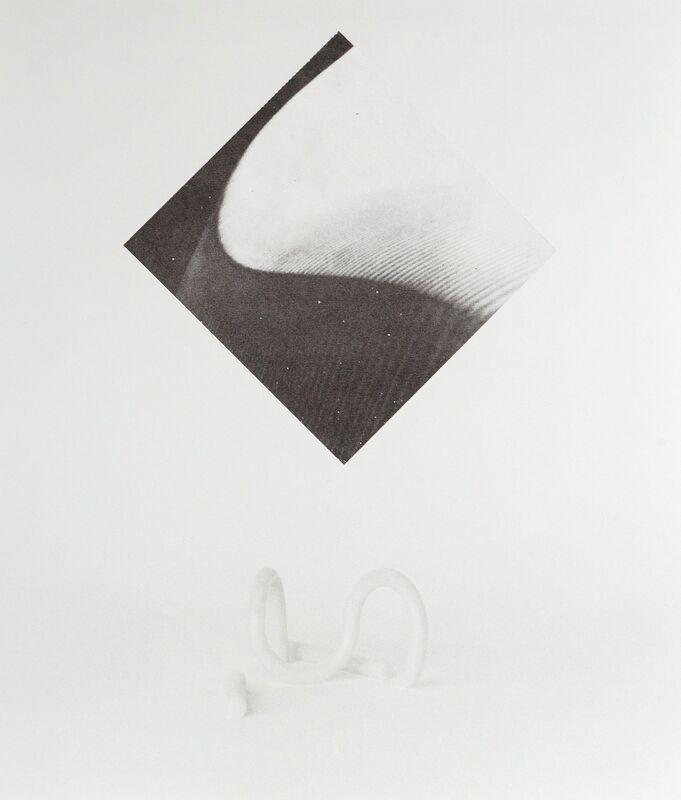 Carol Bove, 'Untitled (from the White Columns Portfolio)', 2014, Print, Screenprint, Caviar20