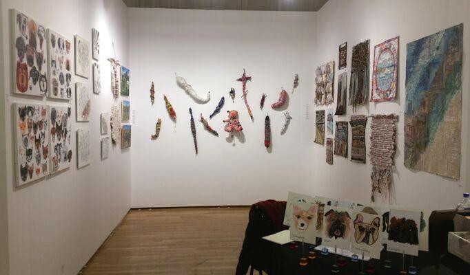 Outsider Art Fair 2017, installation view