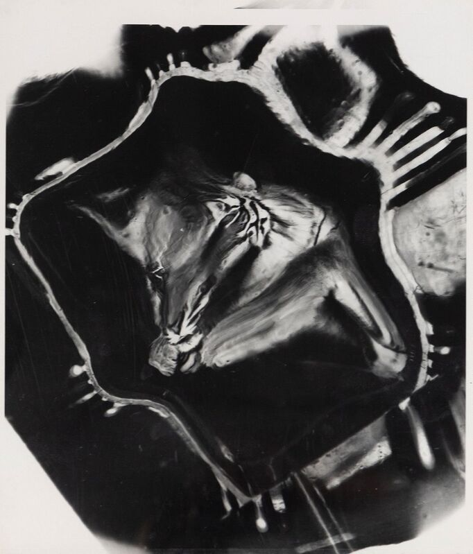 Weegee, 'Jumping Tiger (Triptych)', 1950, Photography, Gelatin silver print, Caviar20