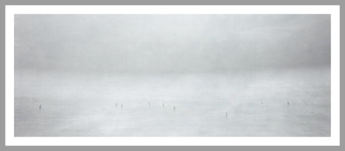 Philipp Lachenmann, 'Grey Study (Surfer) xl_02_09', 20013