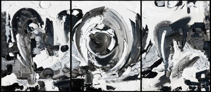 JD Miller, 'Ancient Eclipse Triptych', 2017