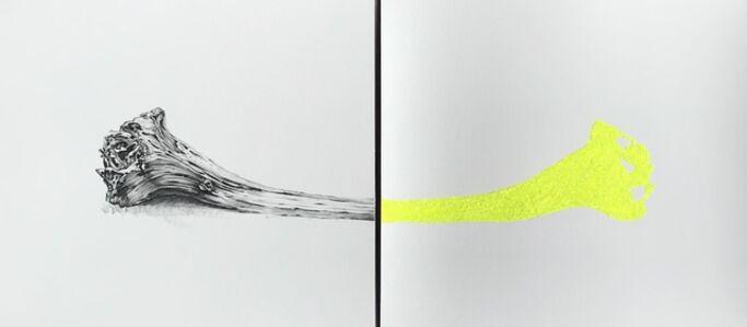Kiki Gaffney, 'Yellow Cottonwood', 2018