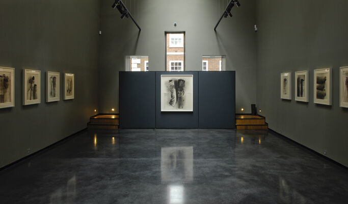 Irving Penn: Cigarettes, installation view